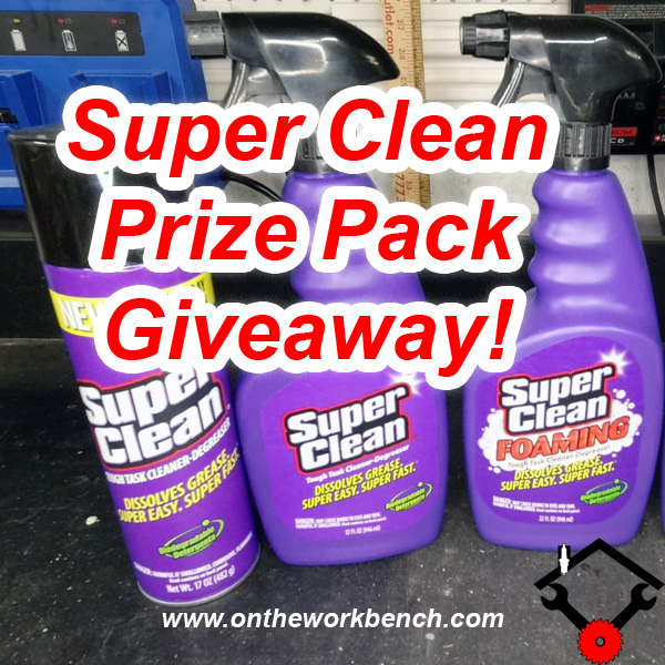 Super Clean Giveaway